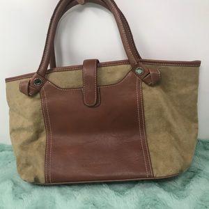 Tommy Hilfiger Brown Handbag